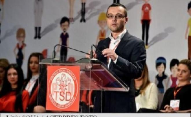 Alegeri TSD/ Gabriel Petrea: A venit momentul ca organizaţia de tineret a PSD să treacă la următorul nivel