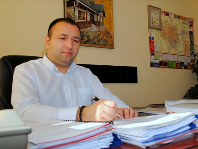 Raul Petrescu a semnat astăzi contractul de management la RASP Ploieşti