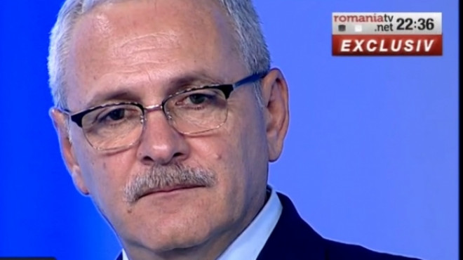 Declaratii LIVIU DRAGNEA, la România TV: Nu cred că există vreun membru din conducerea PSD care să nu aibă un dosar făcut