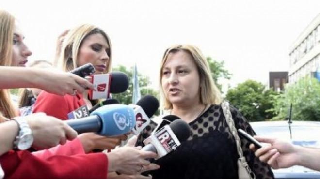Procurorul Mihaiela Iorga, la DNA Ploieşti