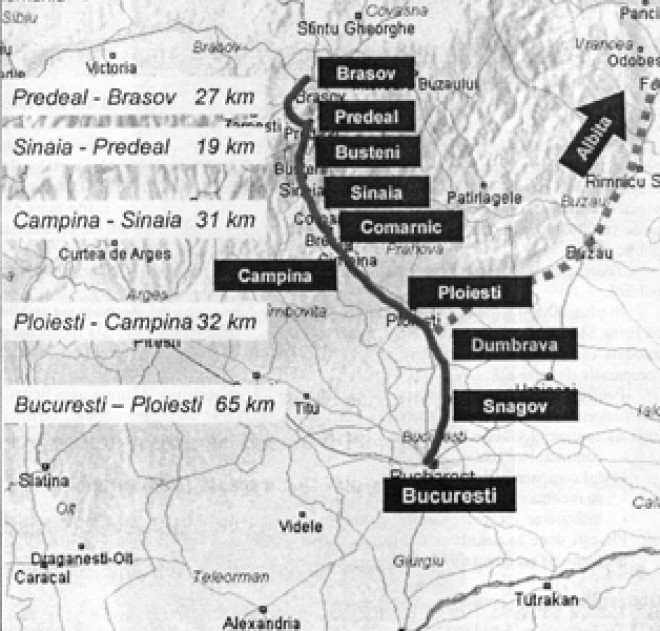 Guvernul se imprumuta la Banca Mondiala pentru autostrada Ploiesti-Brasov