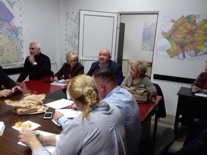 Alegeri in organizatiile de cartier ale PSD Ploiesti. Vasile Grigorescu, reales președinte al organizatiei PSD Mitica Apostol