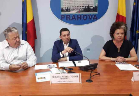 CJ Prahova anunta amenajarea unui giratoriu pe DN1, la intersectia cu Floresti