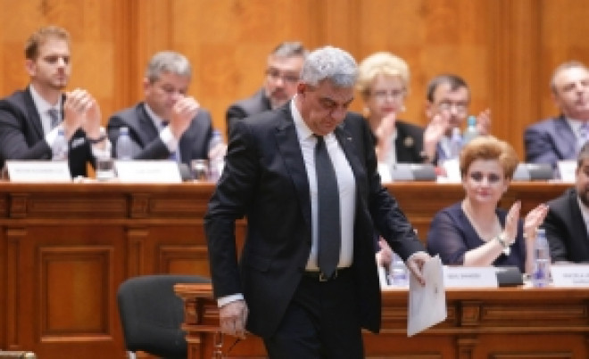 Mihai Tudose, atacuri în rafală la PNL: război TOTAL în Parlament, la moțiunea de cenzură