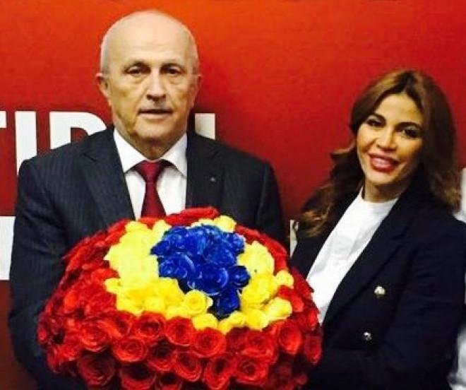 """Deputatul Andreea Cosma, mesaj emotionant pentru tatal ei: """"Te iubesc mai presus de orice!"""""""