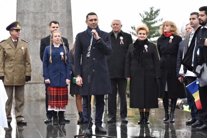 Mesajul presedintelui CJ Prahova, Bogdan Toader, de Ziua Nationala a Romaniei