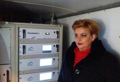 VIDEO. Un autolaborator adus în Prahova va putea identifica sursele de poluare