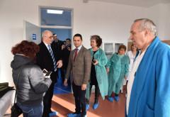 CJ Prahova a finalizat lucrarile de modernizare a Sectiei Interne de la Spitalul Judetean. Vezi aici cum arata noile saloane