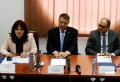 """Iohannis, el insusi fost """"penal"""", a reluat placa cu """"penalii"""" din politica. Discurs """"de lemn"""" la CSM"""