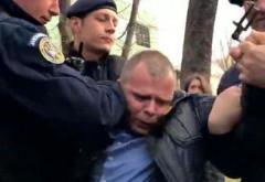 BRAVO, JANDARMI – Prima actiune sanatoasa a autoritatilor impotriva scandalagiilor #rezist