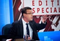 Victor Ciutacu, atac INCENDIAR la adresa lui Mihai Tudose: Orice funcționar se poate pișa cu jet pe ministru