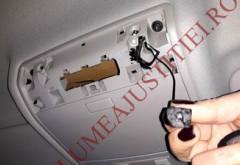 Vanatoarea chirurgului Mihai Lucan a culminat cu plantarea unei camere audio-video in autoturismul sotiei, care nu e vizata in dosarul penal. Securismul DIICOT a iesit la iveala dintr-o prostie: camera a cazut in timpul mersului