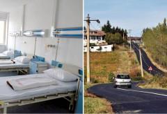 Infrastructura sanitară şi cea rutieră, priorităţi ale Consiliului Judetean Prahova, în 2018