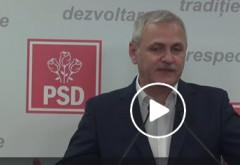 Declaratii Liviu Dragnea, dupa CEx: 'Vom sta până iese fum alb pe coș' / VIDEO