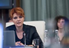 Olguța Vasilescu aruncă pe piață cele trei variante de premier ale PSD