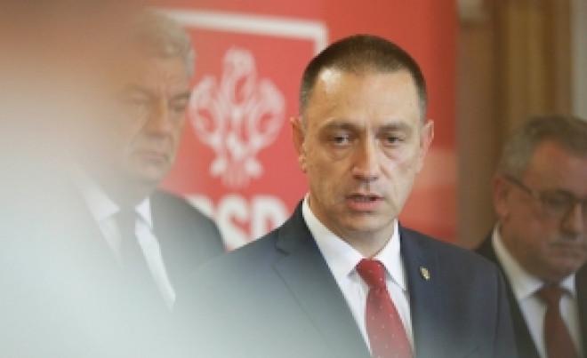 Reacția ministrului Apãrãrii după ce Viorica Dăncilă a fost nominalizată premier: 'E cea mai bună propunere'