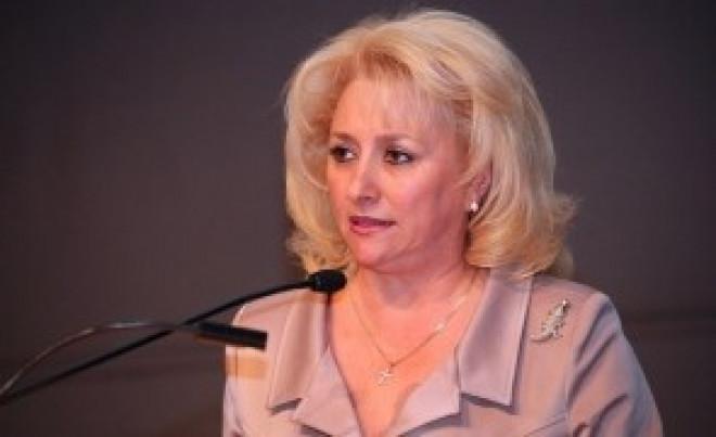 Viorica Dăncilă, prima declarație din postura de premier desemnat de PSD