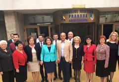 PSD Prahova, mesaj public de sustinere pentru Viorica Dancila