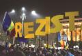 Cinci MINCIUNI propagate la proteste. Lista #rezist care a scos oamenii în stradă