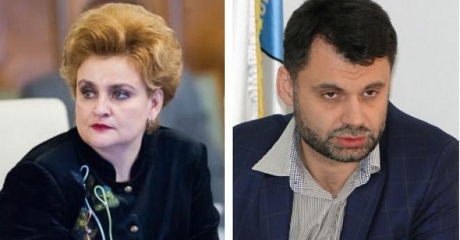 """Gratiela Gavrilescu ii arunca pisica moarta lui Adrian Dobre: """"Responsabilitatea calităţii aerului le revine primarilor"""""""