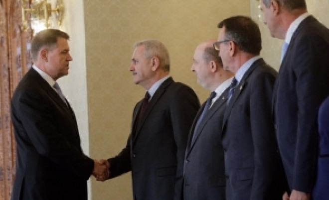 Dragnea, replică fulger pentru Iohannis pe componenţa Guvernului: 'Votul din CEX va fi RESPECTAT...'