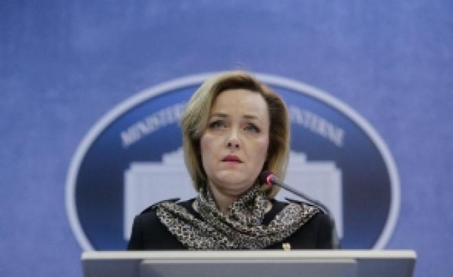 ALERTĂ - Carmen Dan intervine în scandalul momentului. Cere decapitări la DNA Prahova