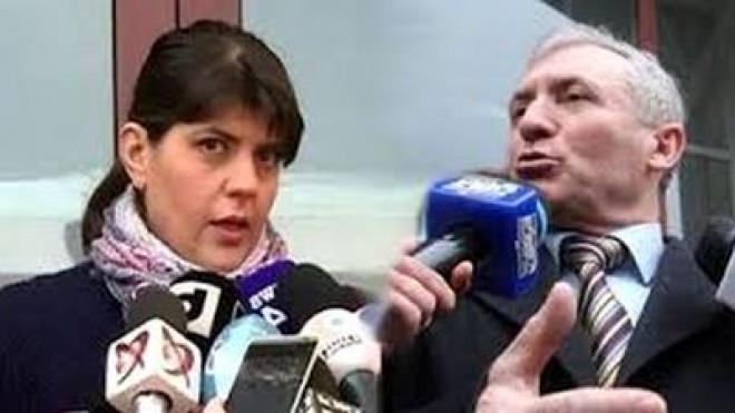 "INTERLOPII DE LA DNA – Liviu Plesoianu: ""DNA, sub conducerea 'doamnei K', actioneaza ca o structura de mafie organizata..."""