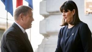 KLAUS CAPTIVUS – Presedintele acorda cec in alb gastii Kovesi-Onea-Negulescu. Iohannis refuza sa fie mediator intre victimele procurorilor si sistemul judiciar