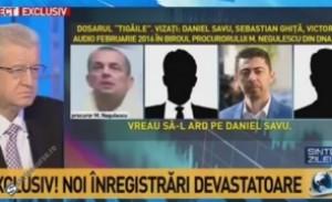 Noi ÎNREGISTRĂRI FATALE cu procurorii DNA: 'Vreau să îl ard pe Daniel Savu! Ori te ard pe tine, ori îl ard pe el'