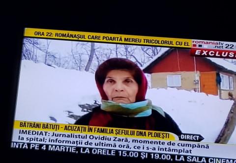 IREAL! Tatal procurorului Onea, acuzat ca a lovit mai multi batrani din satul Pietriceaua, comuna Brebu