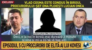 Vlad Cosma continuă seria dezvăluirilor. Cum intră în acțiune procurorul DNA Giluela Deaconu