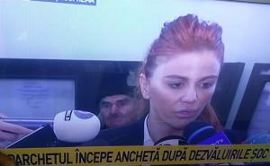Andreea Cosma, la ICCJ: Am încredere în înţelepciunea magistraţilor instanţei supreme