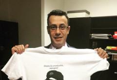 """VIRAL! Tricoul lui Ciutacu, DEDICAT lui Kovesi """"Hasta la arestacion, siempre!"""" are mare SUCCES pe REŢELE"""
