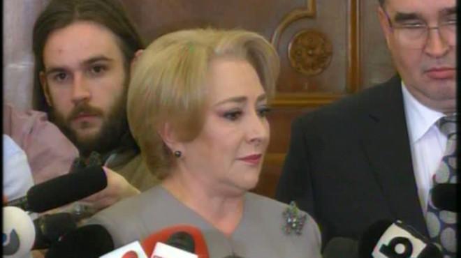 Premierul Dăncilă, mesaj pentru ministrul Justiţiei înaintea raportului pe activitatea DNA: Aştept să ia deciziile care se impun