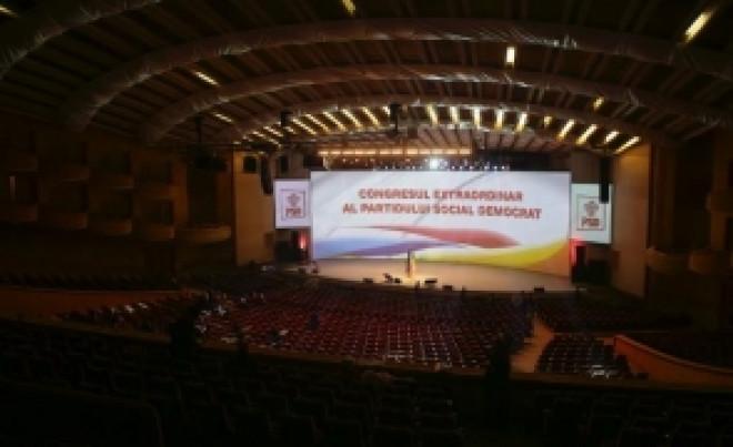 LISTA completă a conducerii PSD: liderii care au fost aleși la Congresul din 10 martie