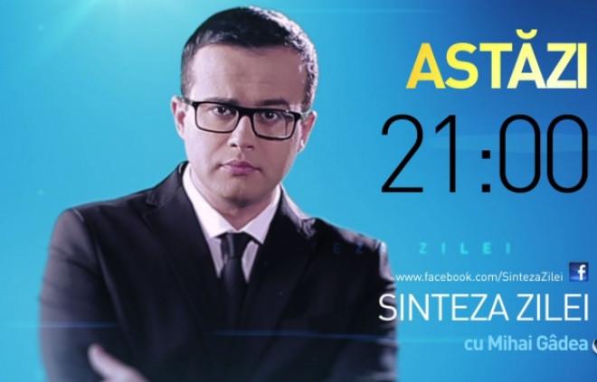 Interviu incendiar, la Antena 3. Cele mai importante dezvăluiri făcute de Sebastian Ghiță, vor fi difuzate la Sinteza Zilei, miercuri, la ora 21:00