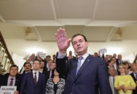 Ludovic Orban anunta DECAPITARI in filialele judetene
