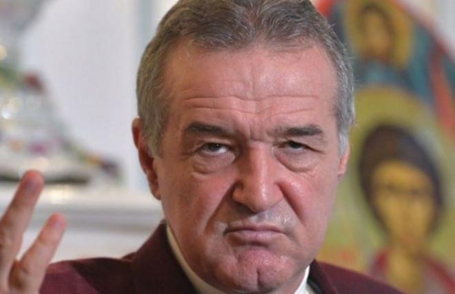 Gigi Becali: A fost ordin din afară ca să fiu condamnat