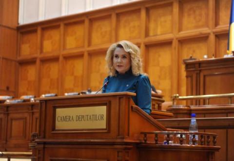 """Deputatul Laura Moagher, apel către parlamentarii tuturor partidelor: """"De stabilitatea politică depinde dezvoltarea țării noastre"""""""