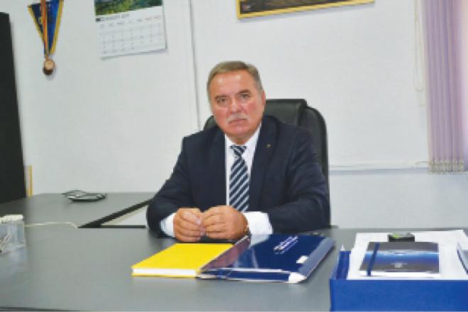 Silviu Crangasu, noul director al CSM Ploiesti