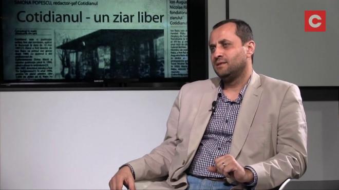 "Florea: ""Negulescu falsifica note SRI in dosarul Cosma"""