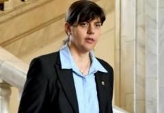 Inspecţia Judiciară a dat-o pe mâna CSM pe Laura Codruţa Kovesi pentru abateri disciplinare. Breaking news în Justiţie
