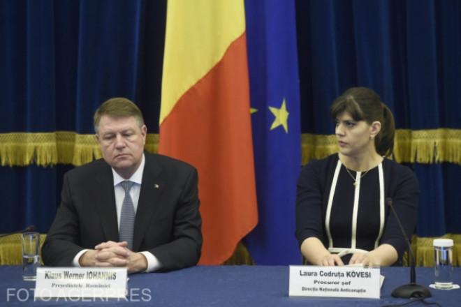 Lovitura! Președintele Iohannis va accepta demisia Laurei Codruța Kovesi