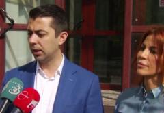 Vlad și Andreea Cosma au adus la Parchetul General noi documente împotriva procurorilor DNA Ploiești