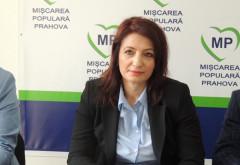 """Deputatul PMP Cătălina Bozianu : """"Cuplul Dragnea Dăncilă – ipocrizie și cinism față de pensionari"""""""