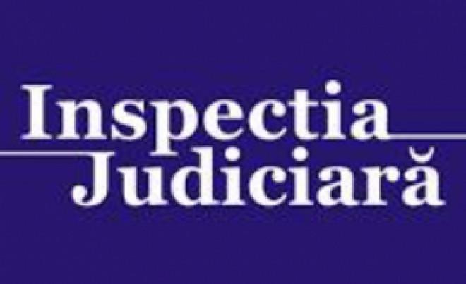 Inspecția Judiciară începe un control privind dosarele de mare corupție, la toate instanțele din țară
