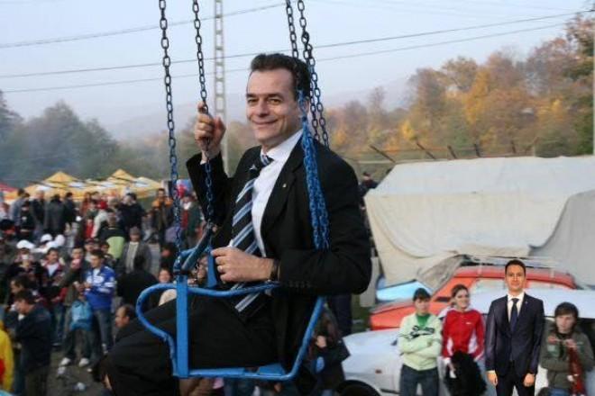 Delirul lui Orban îngroapă PNL, partidul a luat foc!