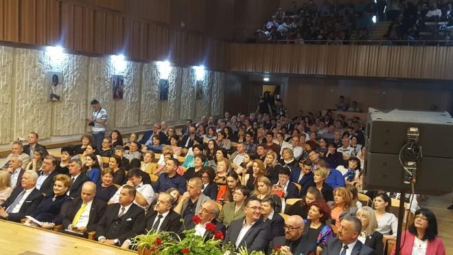 ALDE susţine cultura prahoveană. Seară cu muzică grecească la Filarmonica Ploieşti VIDEO