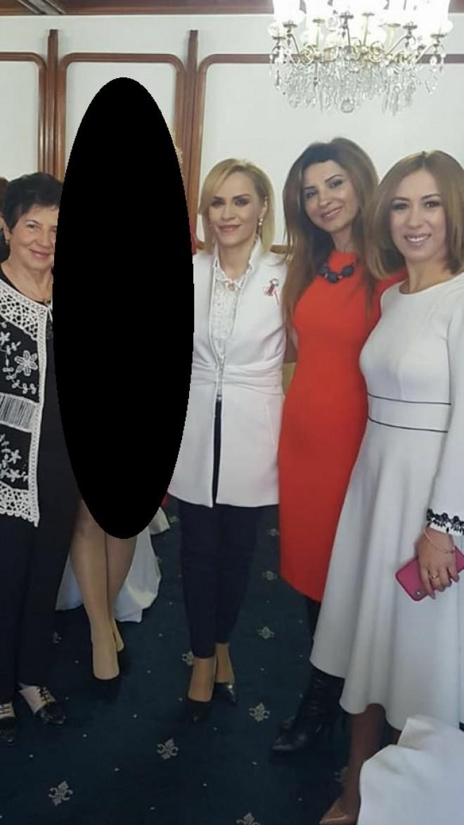 """Ce femeie politician din Prahova a eclipsat-o pe Gabi Firea la o intalnire """"ca intre fete"""""""