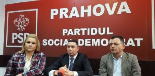 PSD Prahova, mesaj de condoleante pentru primarul din Paulesti